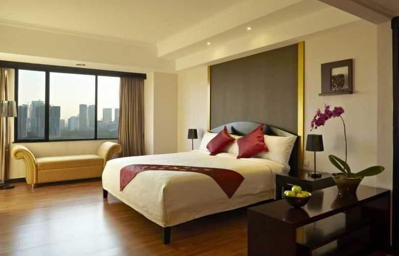 Atlet Century Park Jakarta - Room - 9