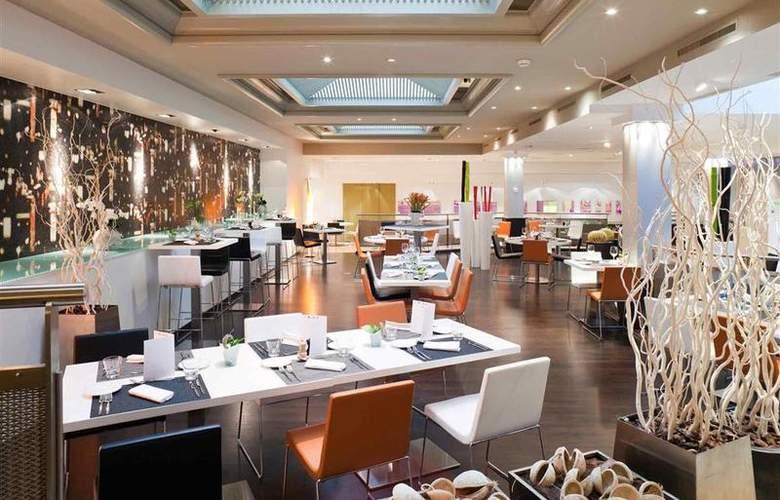 Novotel Geneve Centre - Restaurant - 65