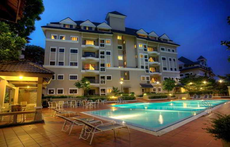 The Nomad Residences Bangsar - Pool - 3