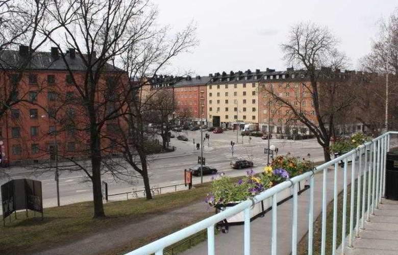 Vanadis Hotell och Bad - Terrace - 2