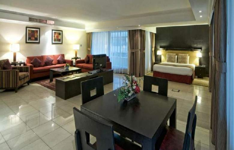 City Seasons Al Ain - Room - 10