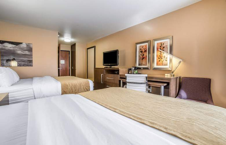 Comfort Inn & Suites Market - Airport - Room - 5