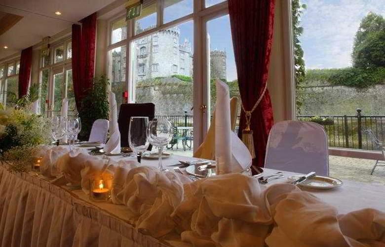 Kilkenny River Court - Restaurant - 5