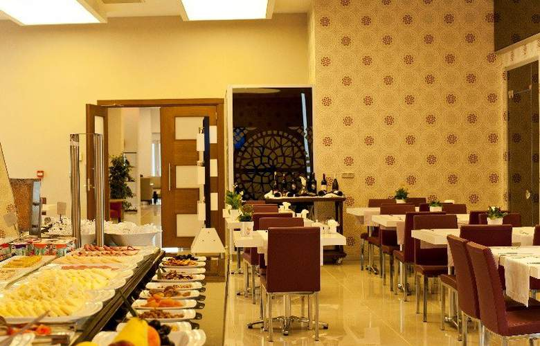 ORTY AIRPORT HOTEL - Restaurant - 4