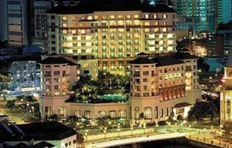 Swissotel Merchant Court - Hotel - 0