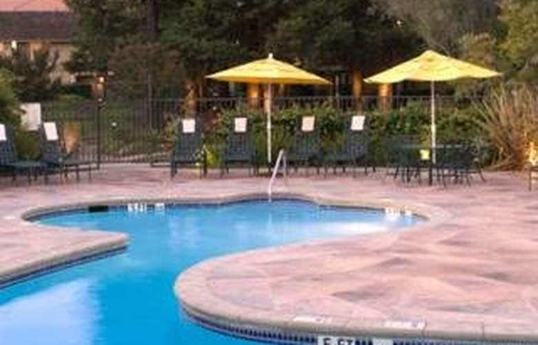 Napa Valley Marriott - Pool - 6