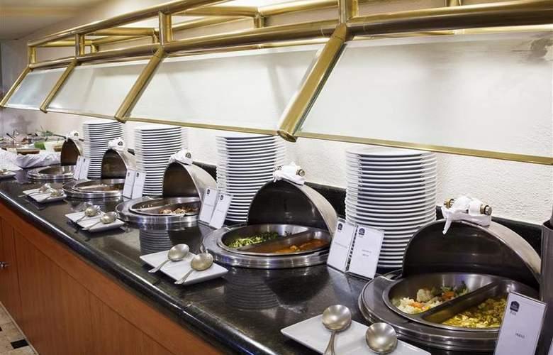 Best Western Plus Gran Morelia - Restaurant - 217