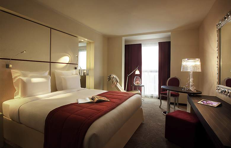 Pullman Kinshasa Grand Hotel - Room - 10