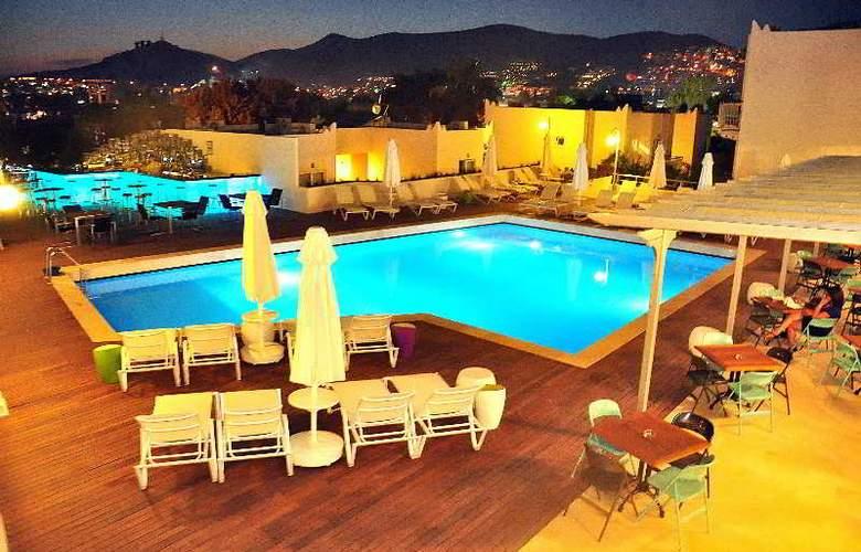 Bodrum Eos hotel - Pool - 5