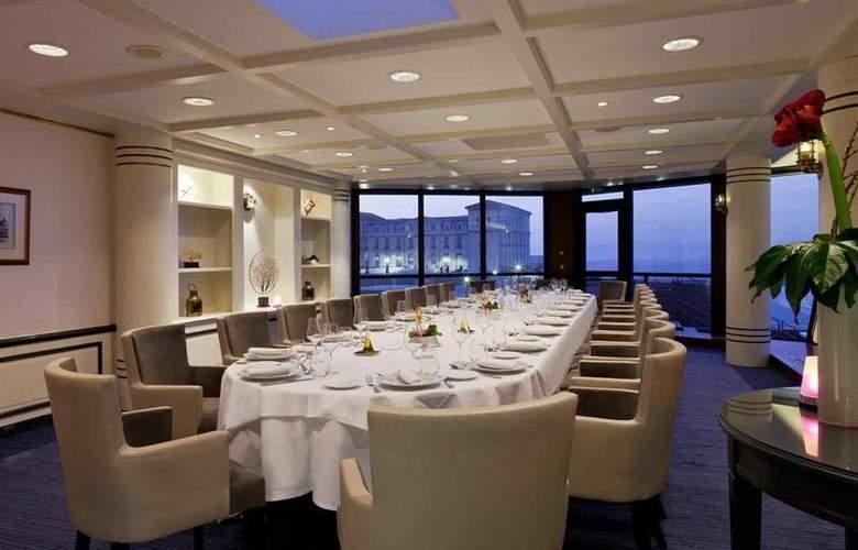 Sofitel Marseille Vieux Port - Restaurant - 3