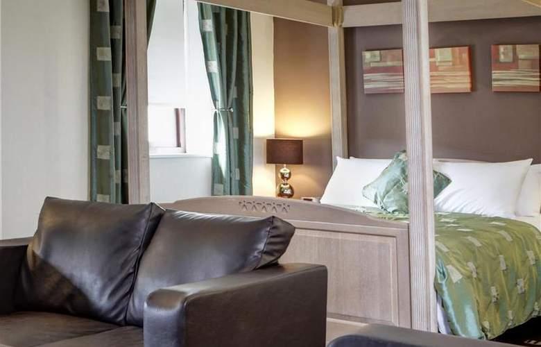 Best Western Hotel St Pierre - Room - 46