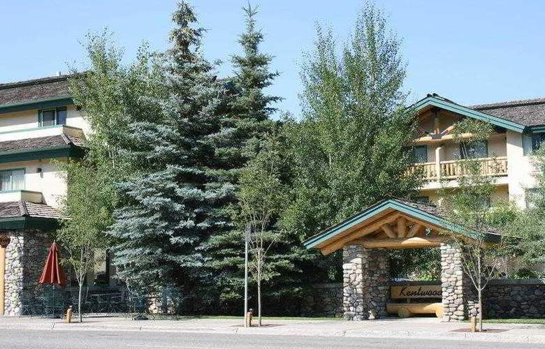 Best Western Plus Kentwood Lodge - Hotel - 14