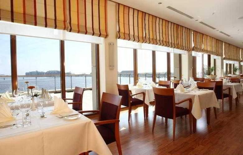 Atlantic Hotel Wilhelmshaven - Restaurant - 8