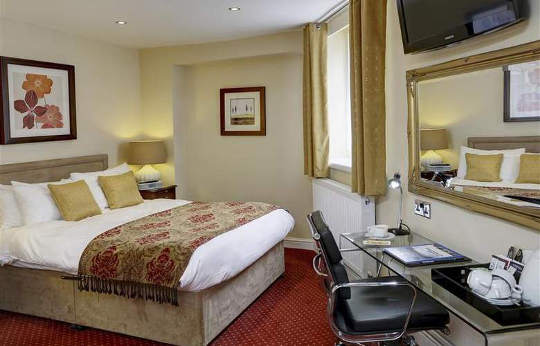 Best Western Henbury Lodge Hotel - Room - 80