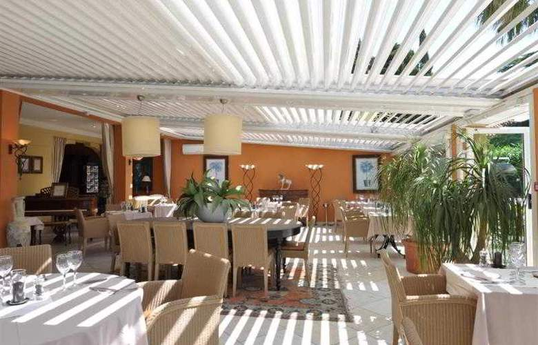 Best Western Hotel Montfleuri - Hotel - 61