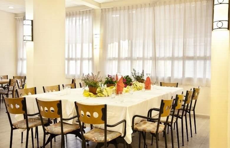 Arcadia Tiberias Hotel - Restaurant - 11