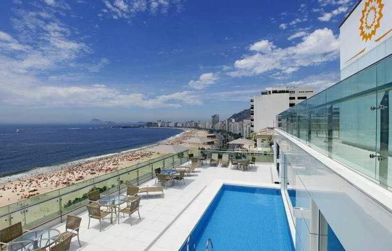 Arena Copacabana Hotel - Pool - 4