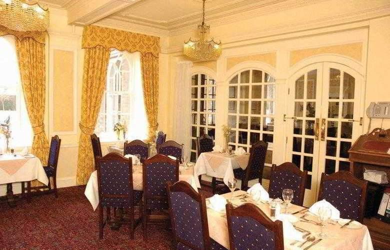 Best Western West Retford - Hotel - 20