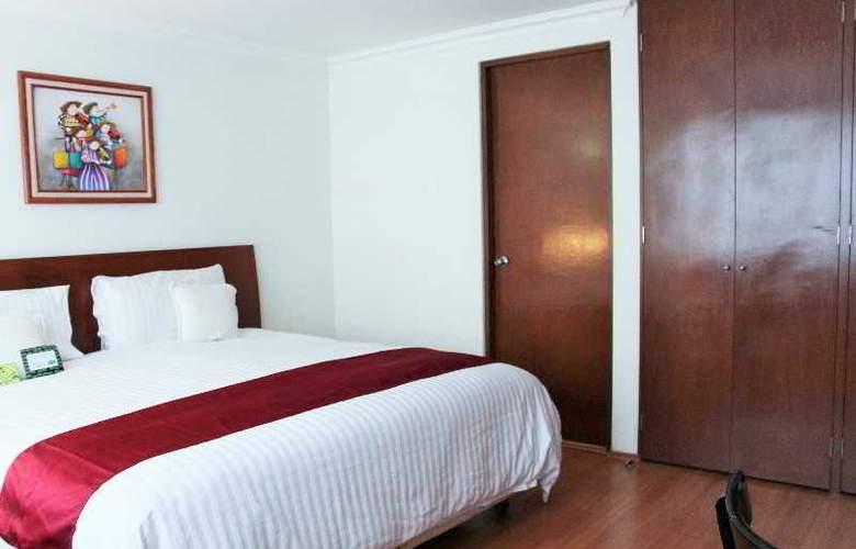 Suites Hipólito Taine - Room - 5