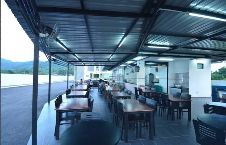 Riverra Inn Langkawi - Restaurant - 13
