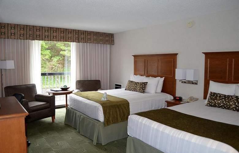 Best Western Plus Agate Beach Inn - Room - 79
