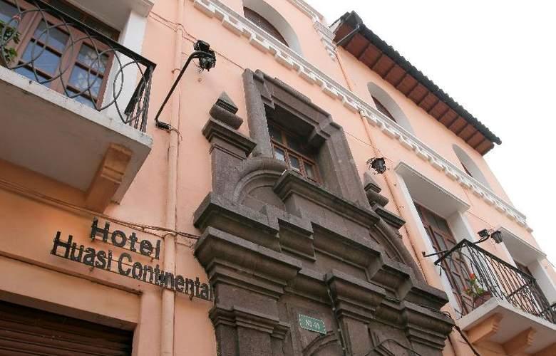 Huasi Continental - Hotel - 0