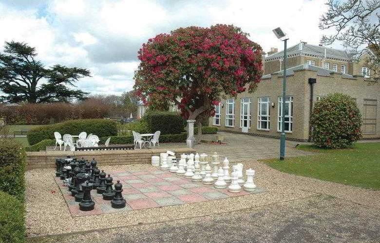 Best Western Chilworth Manor Hotel - Hotel - 29