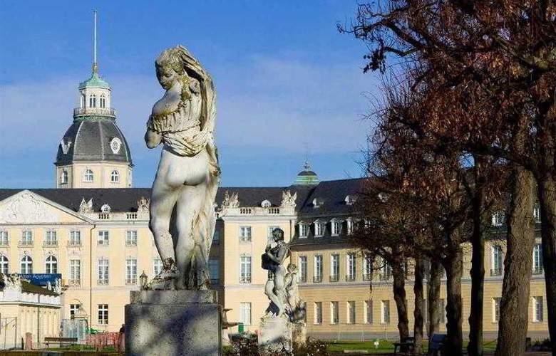 Novotel Karlsruhe City - Hotel - 32