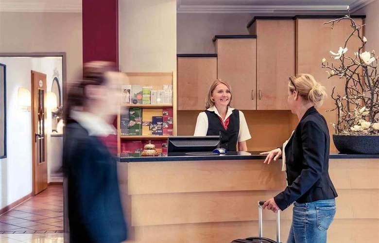 Mercure Hotel Ingolstadt - Hotel - 40