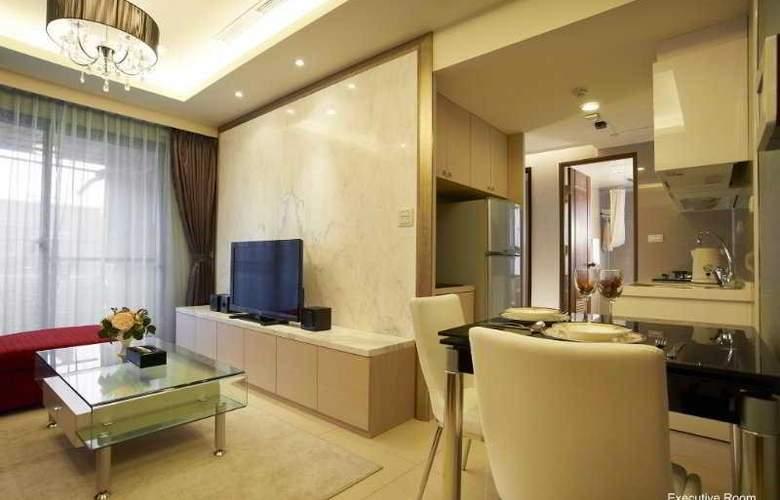 Master Inn Taipei - Room - 4