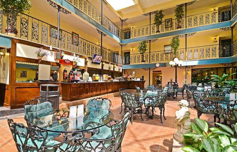 Best Western Chateau Louisianne - Hotel - 123