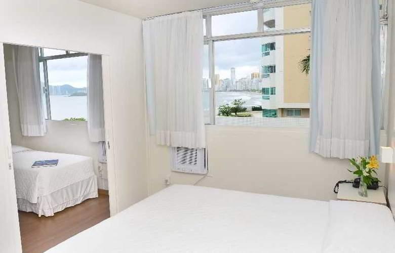 Marambaia Cassino Hotel & Convention - Room - 17
