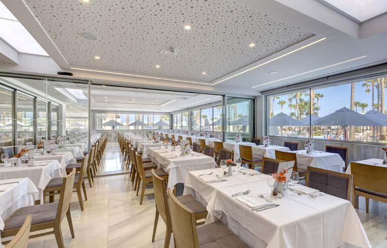 Hipotels Mediterraneo - Restaurant - 33