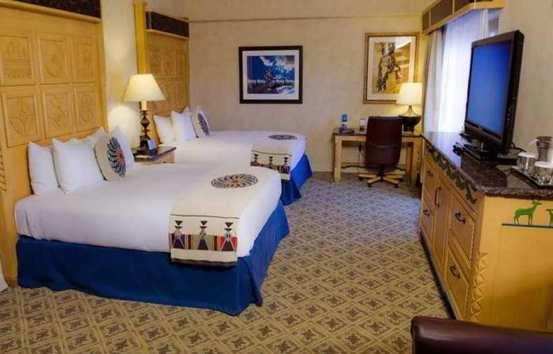 Hilton Santa Fe Golf Resort & Spa Buffalo Thunder - Room - 22