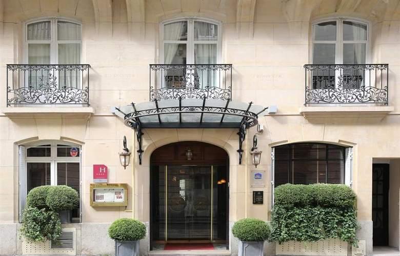BEST WESTERN PREMIER TROCADERO LA TOUR - Hotel - 19