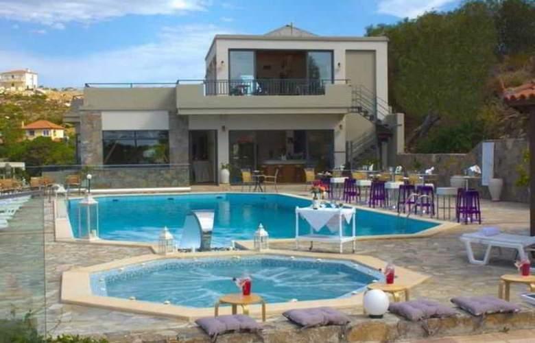 Happy Cretan Suites - Pool - 6