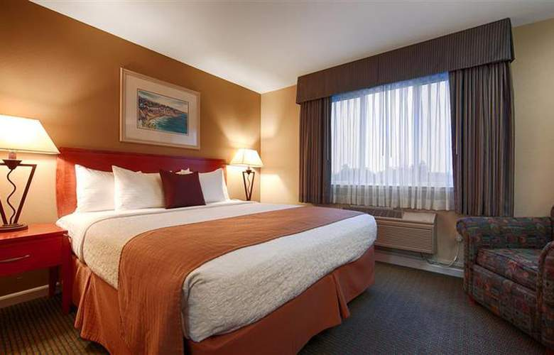 Best Western Plus Capitola By-The-Sea Inn & Suites - Room - 40