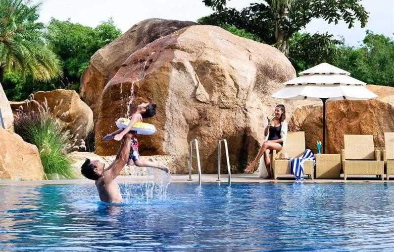 Novotel Hyderabad - Hotel - 12