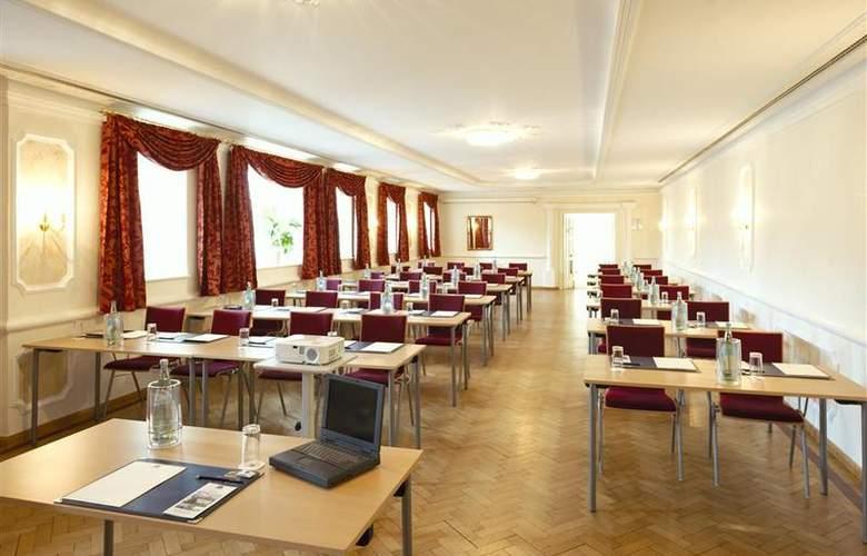 Best Western Premier Hotel Villa Stokkum - Conference - 61