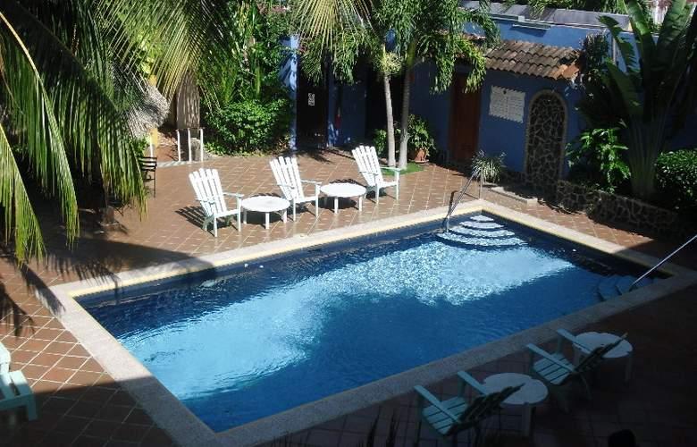 Hotel Europeo-Fundación Dianova Nicaragua - Pool - 5