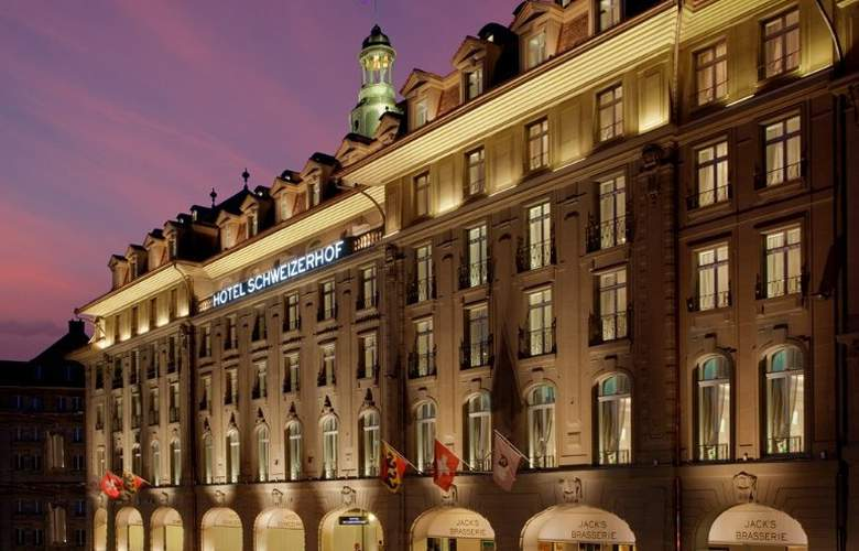 Hotel Schweizerhof Bern - Hotel - 0