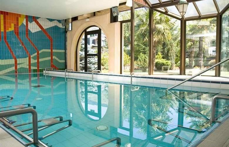 Mercure Saint Lary - Hotel - 48