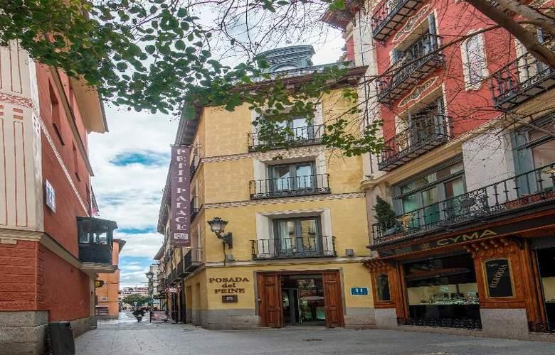 Petit Palace Posada del Peine Madrid - Hotel - 11