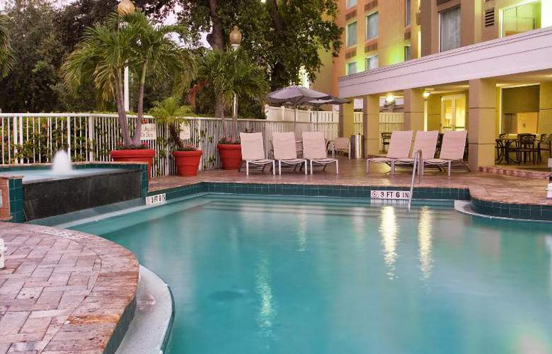 Springhill Suites Fort Lauderdale Airport - Pool - 7