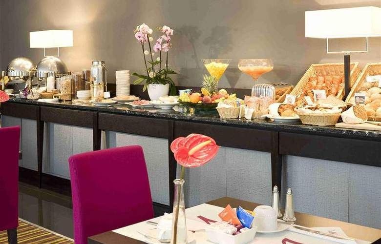 Mercure Beaune Centre - Hotel - 63