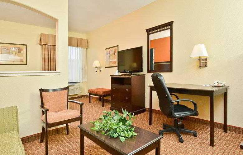 Best Western Greenspoint Inn and Suites - Hotel - 15