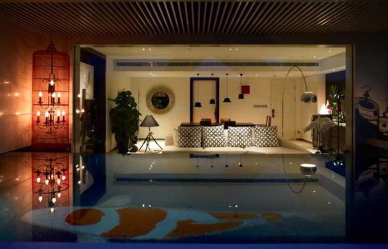 Hotel Eclat Beijing - Pool - 20