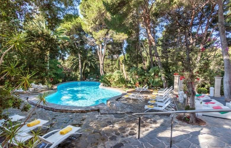 Lago Garden Apartsuite Spa - Pool - 7
