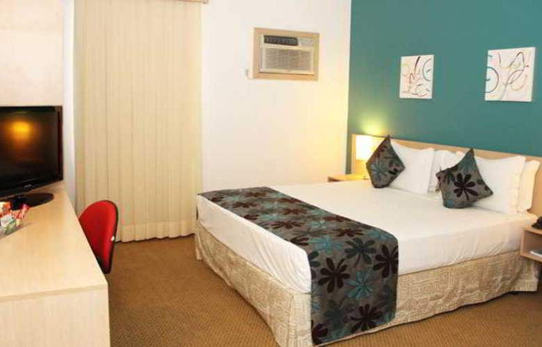 Comfort Hotel Joinville - Room - 5