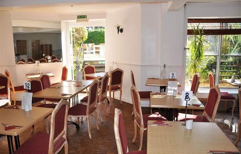 Best Western Montague Hotel - Restaurant - 144